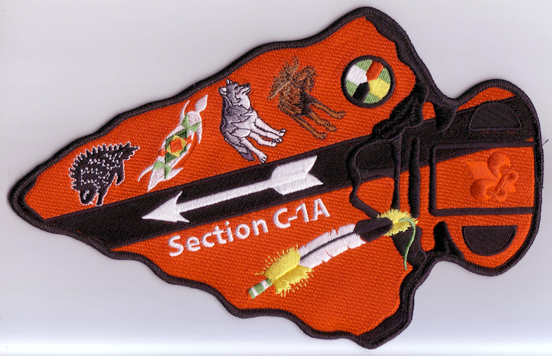 Sectional Conclave Patch