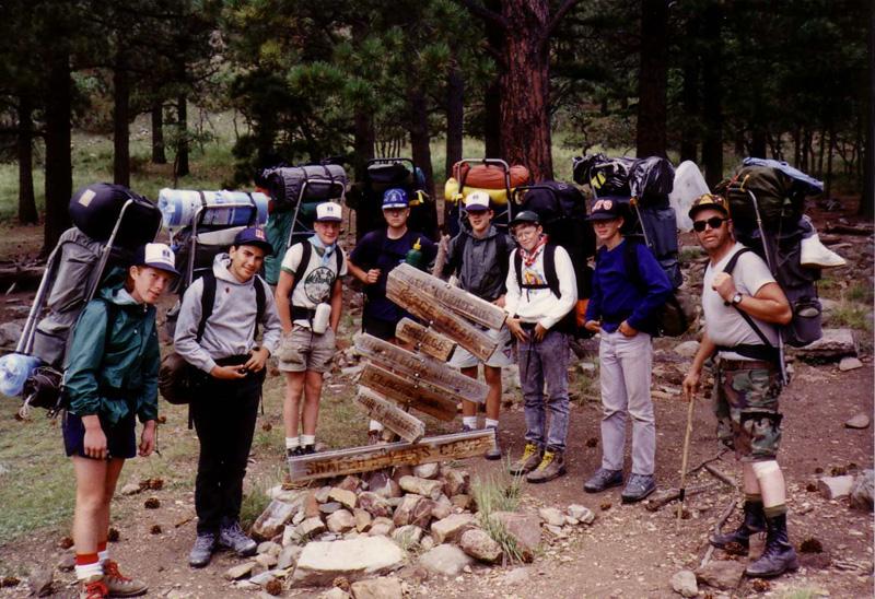 Philmont Scout Ranch Philmont Scout Ranch Treks